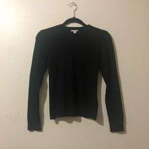 Gap Black Merino Wool Sweater